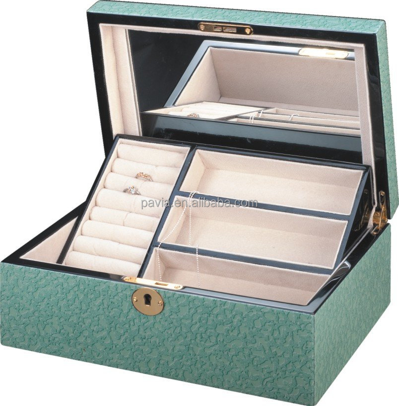 PJ806B best selling products trinket box wooden jewelry packaging box