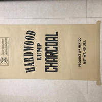 50lb feed bags for kraft paper poly lined bag