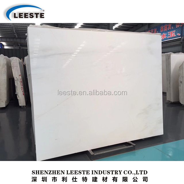 Factory Directly Offer Pure White Marble Slabs