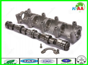 cnc machining high grade steel cam shaft for motorcycle engine