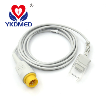 MEK brand ,Suitable for Nellcor Sp02 Sensor Extension Cable