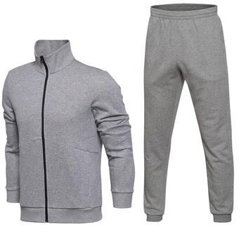 Cool Sport Suit For Men Cheap Wholesale Suit Thick French Terry Sports Suit