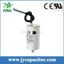 100UF 450V cbb60 sh motor running capacitor with bottom screw