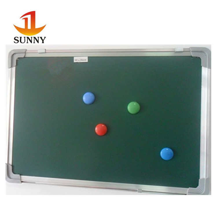 Hot sale factory School chalkboard sticker green chalkboard