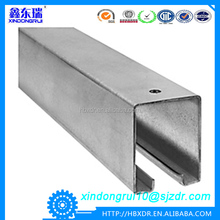 good rail track aluminium accessories for window and door china
