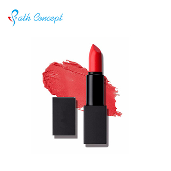 wholesale natural high pigment organic lipstick
