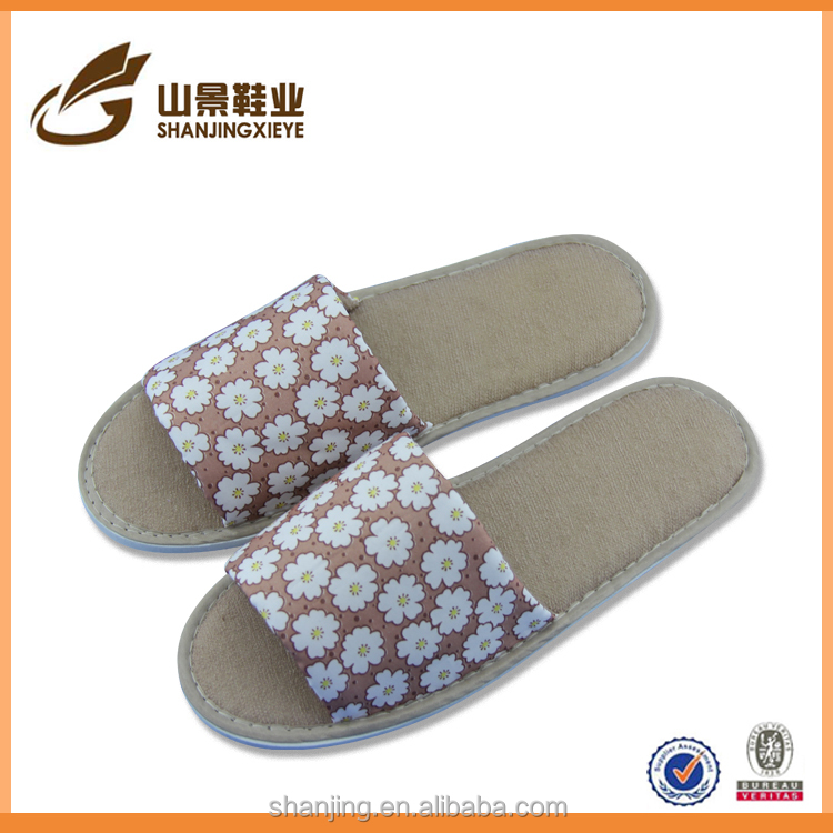 high quality winter fashion women slipper lady indoor slipper