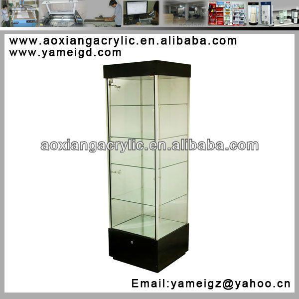 Essential Oil Retail Display Cabinet