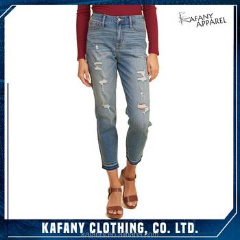 For Pants Tight Buy Jeans Women Boyfriend 2017 jeans Denim Tall New Pattern Spring Waist Women Pants denim Fabric SzqVUMp