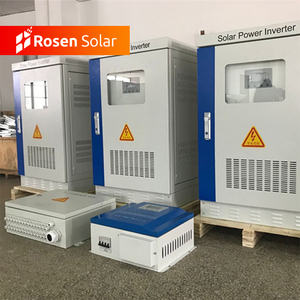 Easy Installation 12KW Solar Battery System with Battery Bank Energy Storage