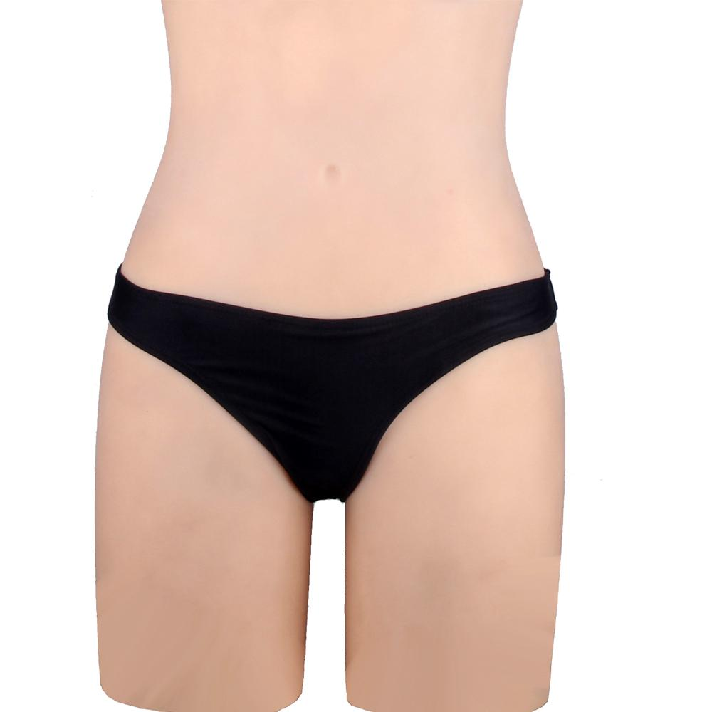 Sexy Women Bathing Thong Bow Cut-Out Bikini Bottom Swimwear Swimsuit New Women's Sexy Hawaiian Brazilian Bottoms 9