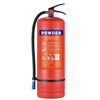 the lowest price and good quality 25kg trolley dry powder Fire extinguisher Factory direct selling fire extinguisher