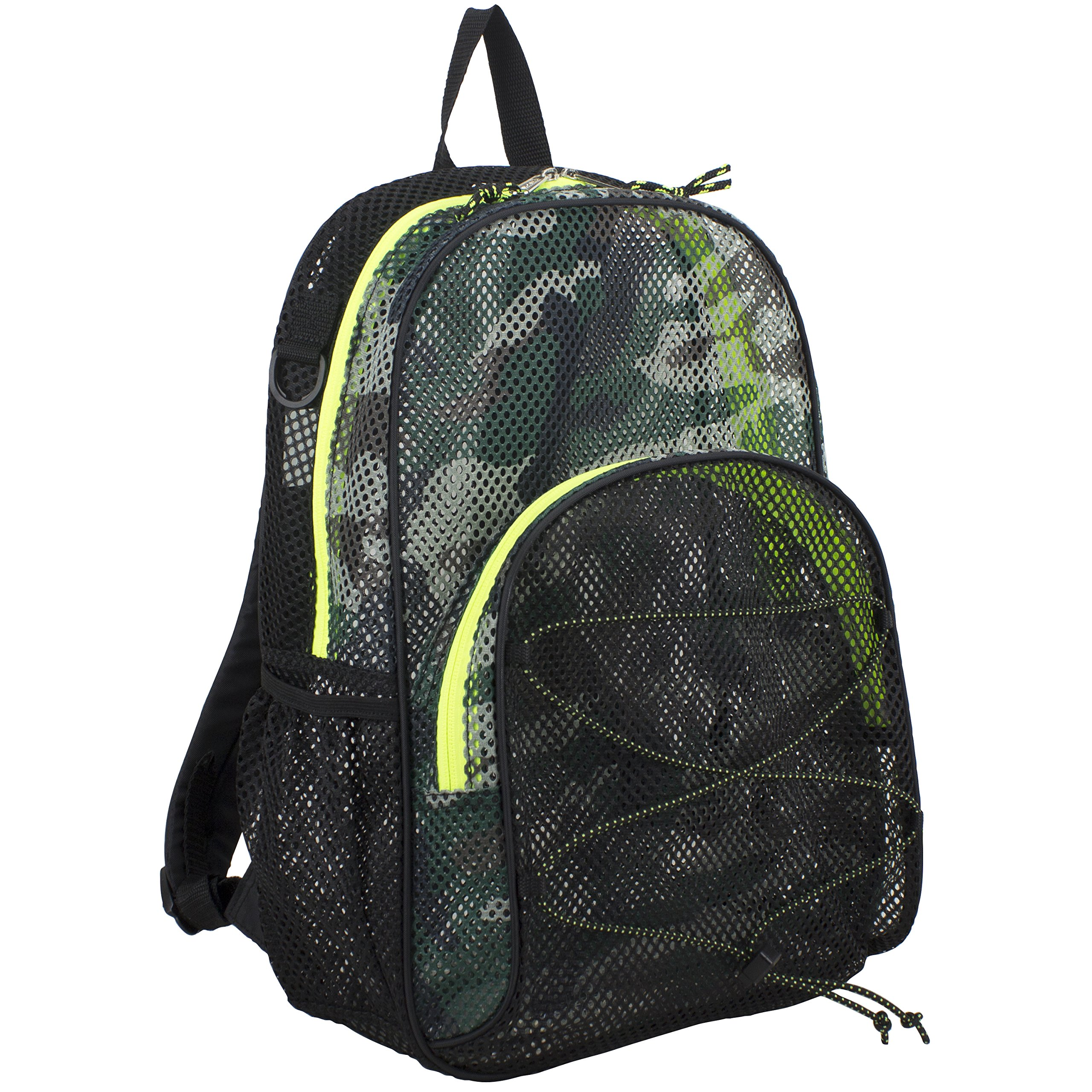 d71ce359b5 Buy Eastsport Mesh Backpack With Padded Shoulder Straps in Cheap ...