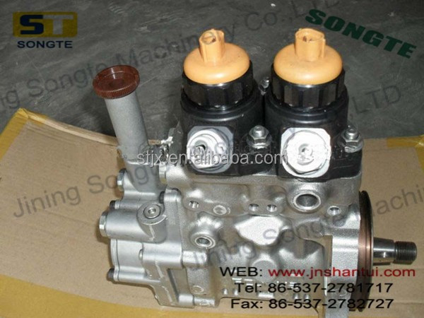 PC400-7 excavator fuel injection pump 6156-71-1132