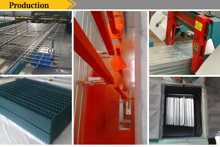 Black Welded Wire Fence Mesh Panel,Powder Coated Wire Mesh Panels ...