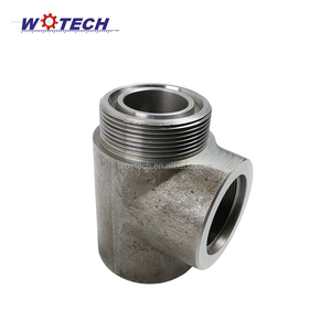 fmc weco fig 602 1502 female threaded carbon steel hammer union for API 6A PSL 3 products