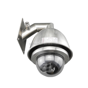 IP68 Explosion-proof stainless steel pan tilt dome housing&PTZ dome Camera