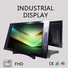 "17"" industrial computer source lcd monitor industrial grade lcd monitor"