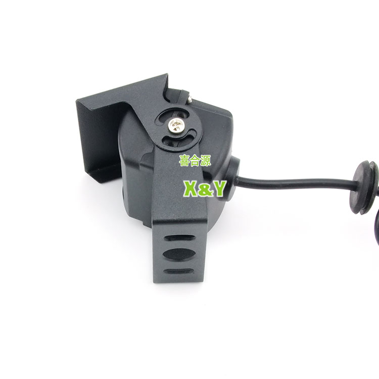 2015 New type ccd bus camera system for bus 2.4mm bus rear view camera (XY-1209B)