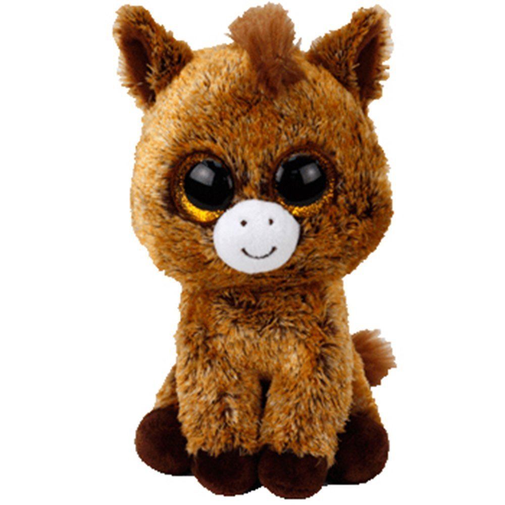 "Ty Beanie Boos Horse HARRIET 6"" Reg Plush (free gift with purchase)"