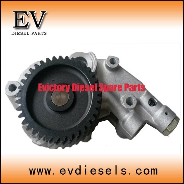 4d33 4d33t Engine Parts Oil Pump 4d34t 4d34 Suitable For