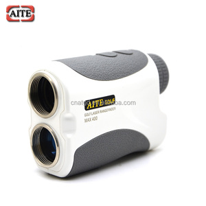 6*24 optic laser golf rangefinder with pinseeker for golf/camping
