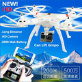 HQ899 2 4G 4CH RC Quadcopter Drone Helicopter With 5 0MP Wifi FPV Camera Can lift