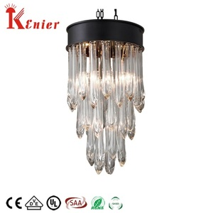 hotsale high quality elegant crystal pendant lamp