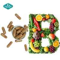 Capsules Pellet Release Vitamin B Complex with B12