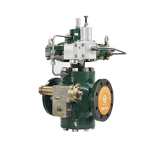 Professional 3.6Mpa Gas Regulator with Cut off and Piolet