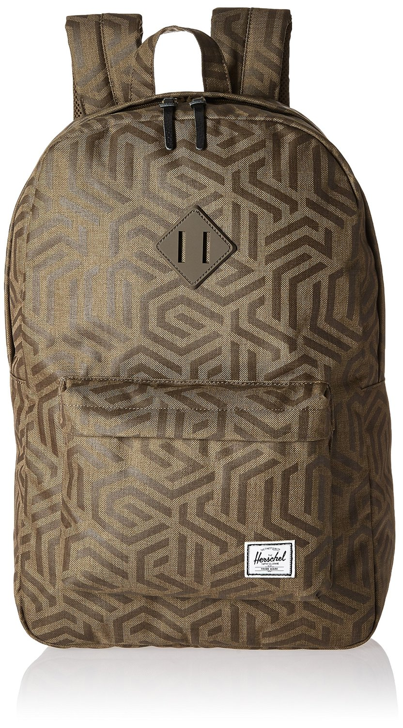04e93a3e371 Get Quotations · Herschel Heritage Backpack Metric Mens One Size