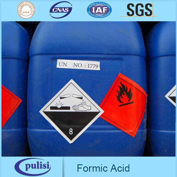 85% formic acid for leather and textile industry