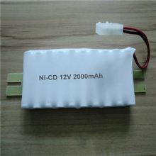 NiCD Emergency lighting battery 12V rechargeable battery