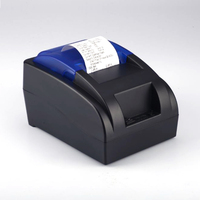 58mm Mini Thermal POS Printer Bluetooth with Auto Cutter WIFI Thermal Printer Driver Download for Taxi Ticket Receipt Printing