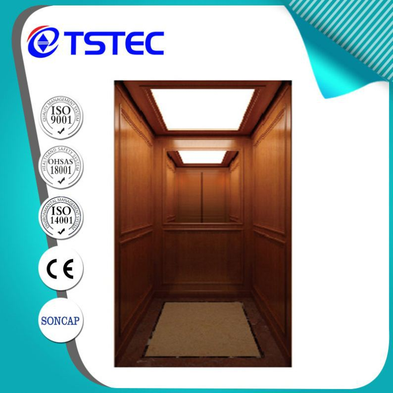 2017 new with CE cheap price diy home elevator