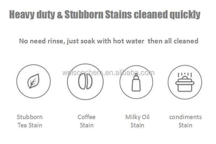 China Producten Voor Koop Schoonmaken Chemicaliën Voor Thee Pot/Rvs Cleaners