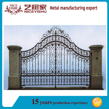 Stainless Steel Gatesmetal Main Gate Designsdesign Of School Gate