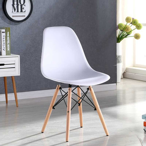 Hot Sell Cheap Restaurant Coffee Shop Dining Room Dine Chair PP Plastic Chair