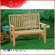 Hot Popular Wooden Bench Real Garden Bench For Sales