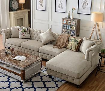 Good FC0009 Modern Simple Sofa Set Design Fashion Sofa Sale Dubai