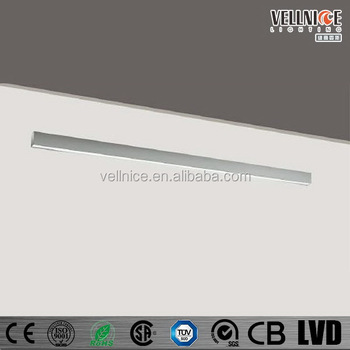 Surface Mounted T5 1x28w Ceiling Down Lighting Fixture,Light ...