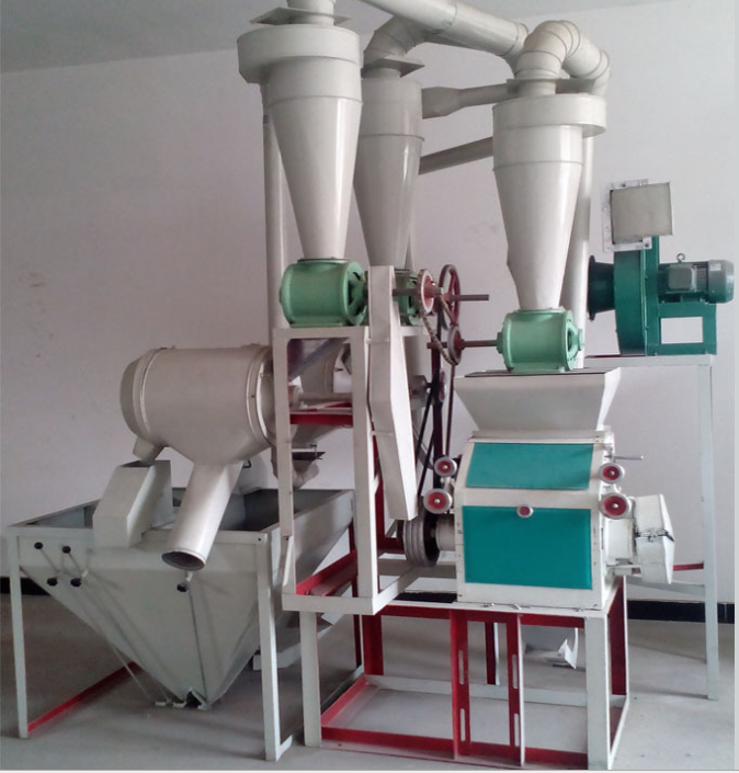 High Qualified Maize flour milling machine/maize roller mill/wheat flour mill price