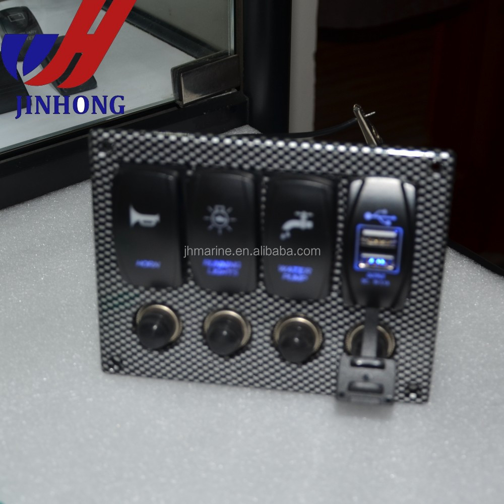 Led Light Waterproof Marine Rocker Switches View Switch With Legend Offroad Lights Jh Product Details From Ningbo Jinhong Electronic Co Ltd On Alibabacom