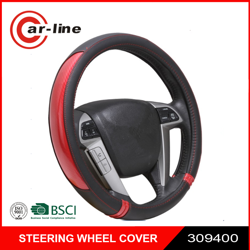 Chiness Factory Price 15inch Universal Fit Car Steering Wheel Cover