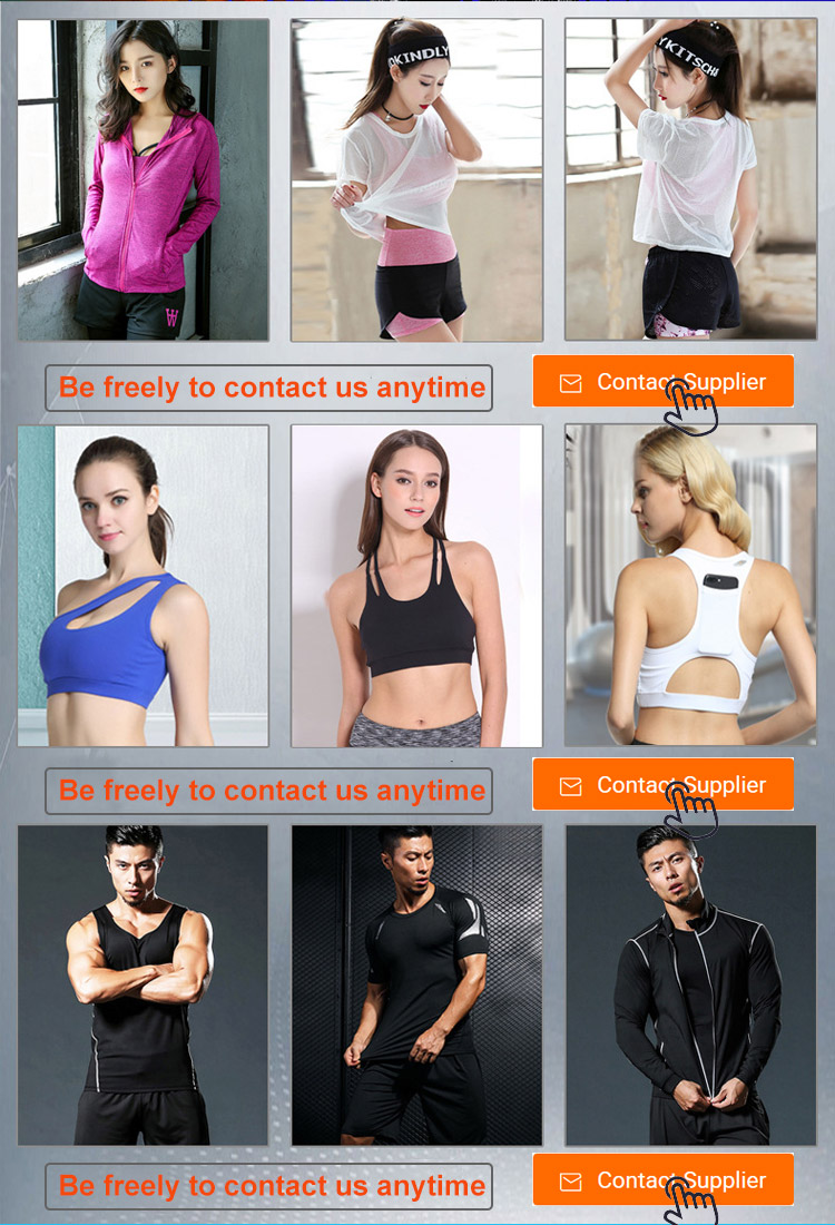 2019 Men's Masculine & Attractive Sports Running Yoga Athletic Shirts Quick Dry Tops Fitness  Clothing
