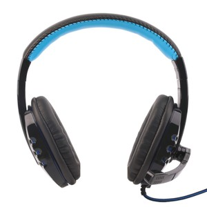 Made in china best colorful headphones cheap pc headset budget wireless gaming accessories
