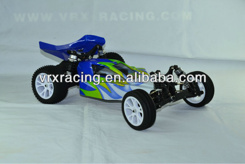 printed body (Blue) for 2WD buggy ,1/10th scale 2wd brushed rc car body,rc buggy body shell