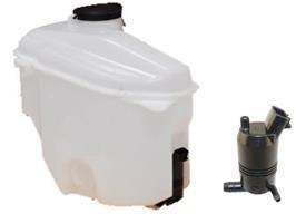 Well Auto Windshield Washer Fluid Reservoir W/pump 98-02 Corolla