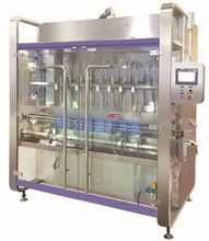 liquid automatic bottle filling machine