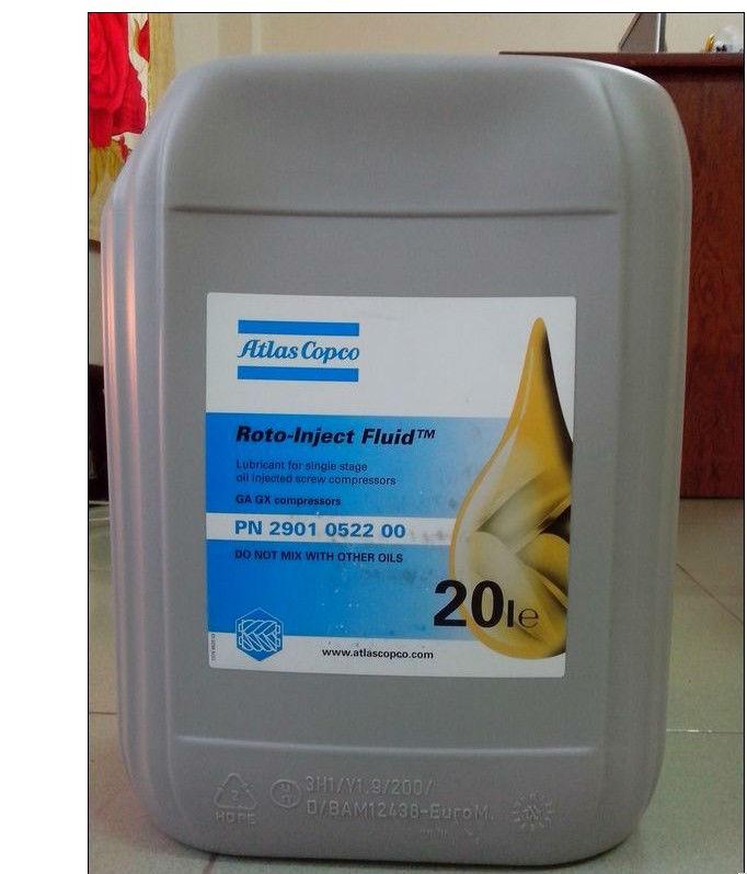 20l atals copco 2901052200 aceite lubricante para for Aceite para compresor